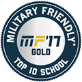 #1 Military Friendly Community College in the Nation