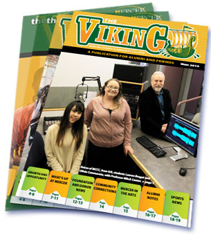 The Viking magazine